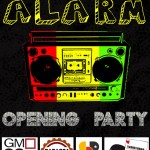 RING DI ALARM - OPENING PARTY
